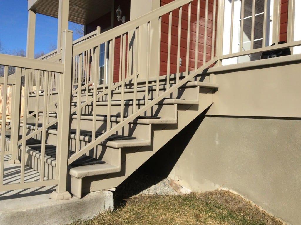 Rampes Escaliers Et Balcons Aluminium Lg